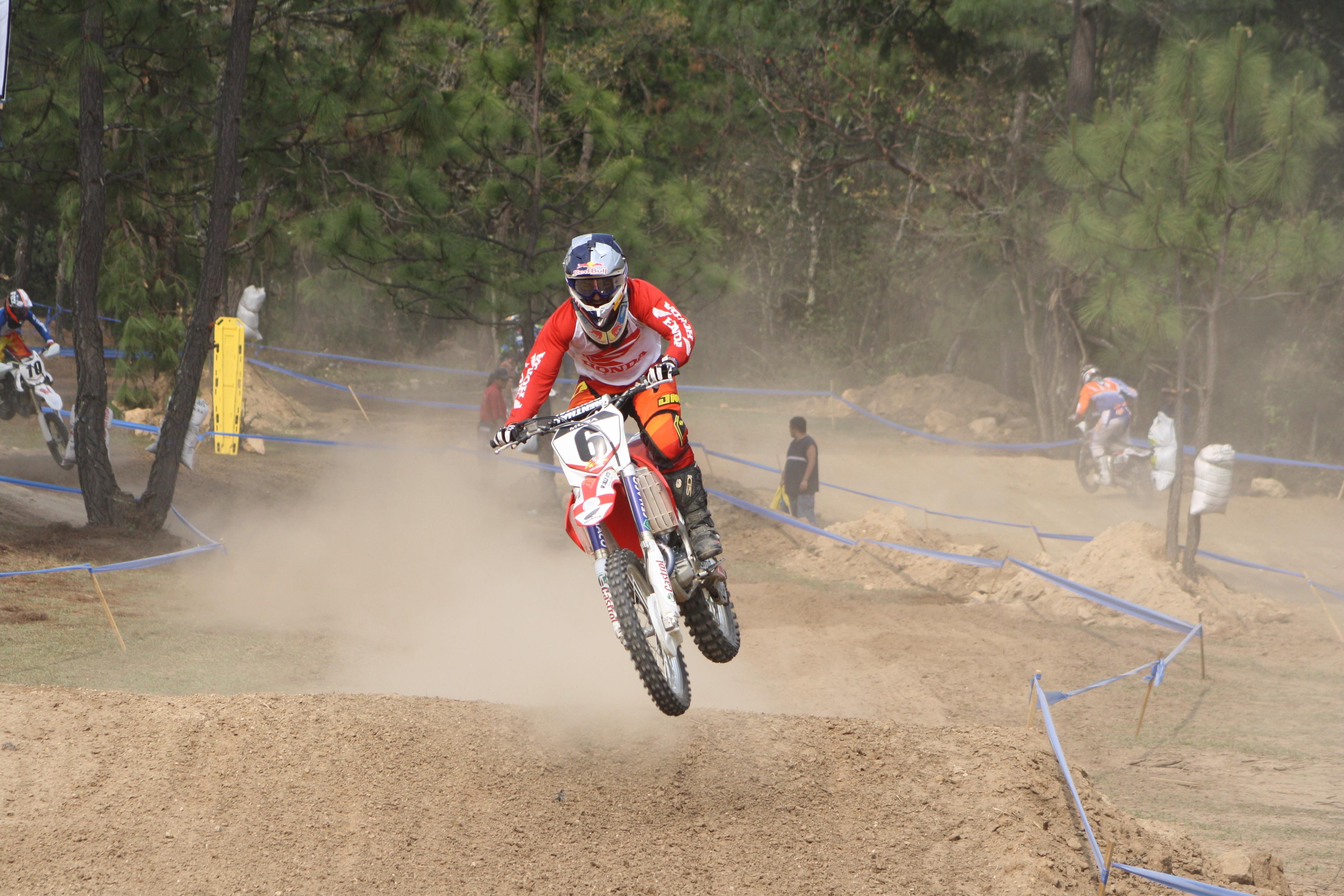 Fecha del motocross en Chiquimula