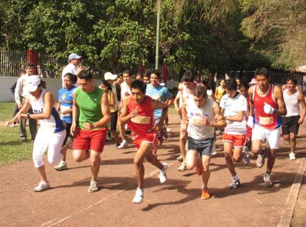 Lista la maratón ecológica en Cobán