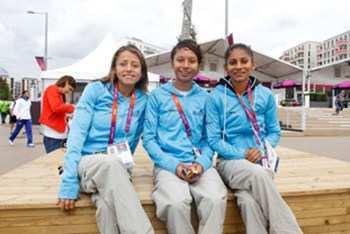 Equipo femenino de marcha mantiene intacto el sueño olímpico
