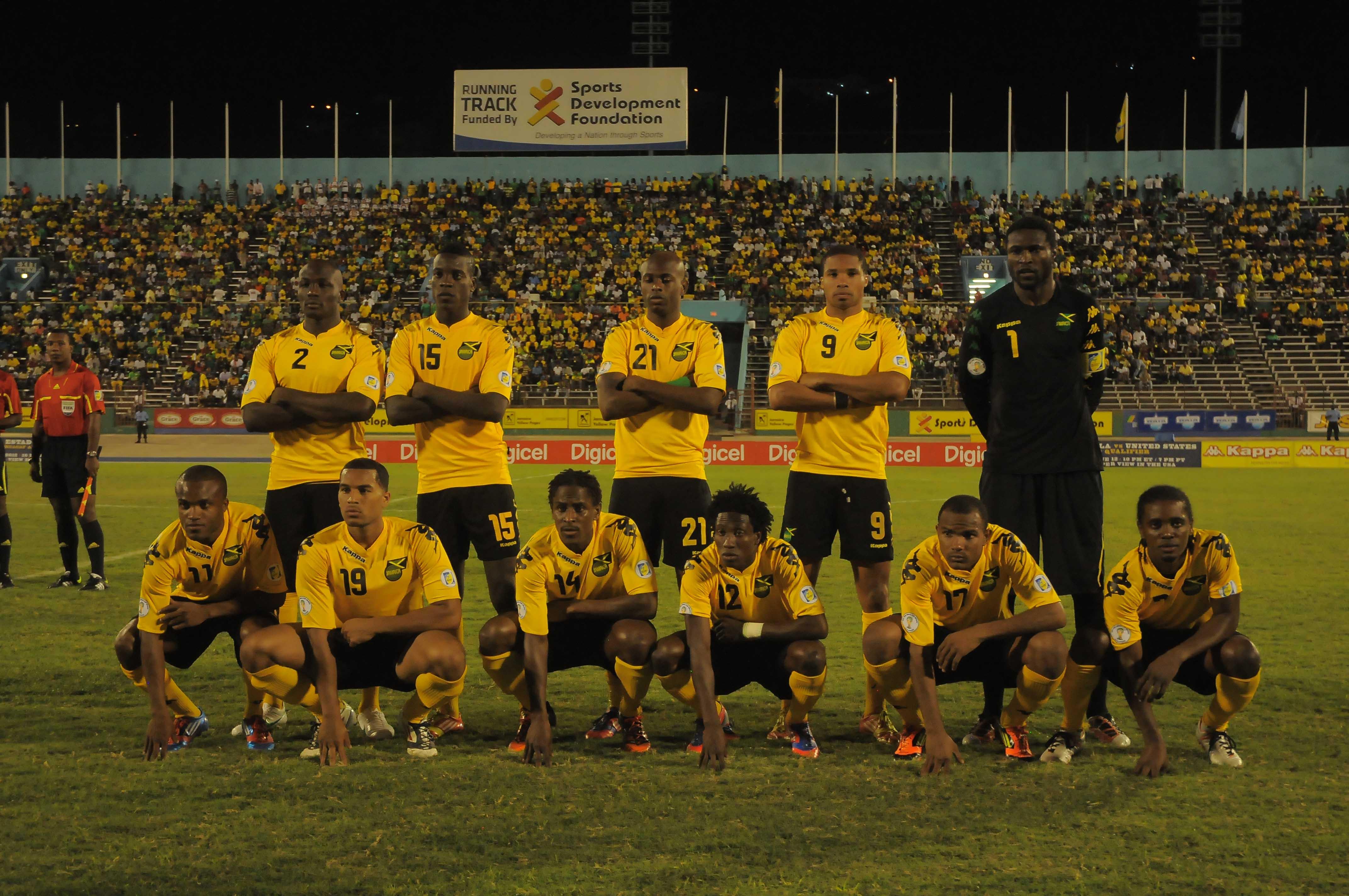 Previo Jamaica-Estados Unidos