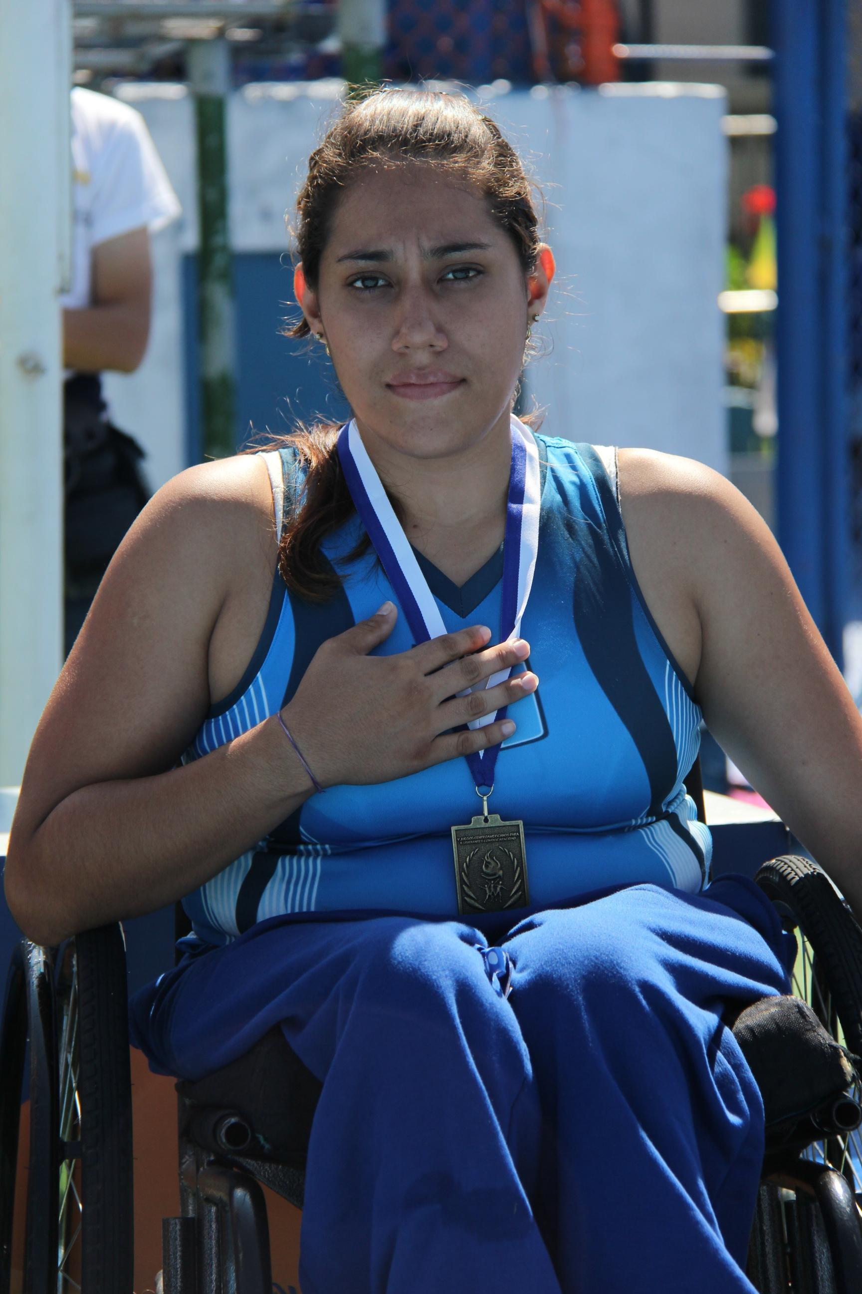 Guatemala subcampeón Codicader con discapacidad