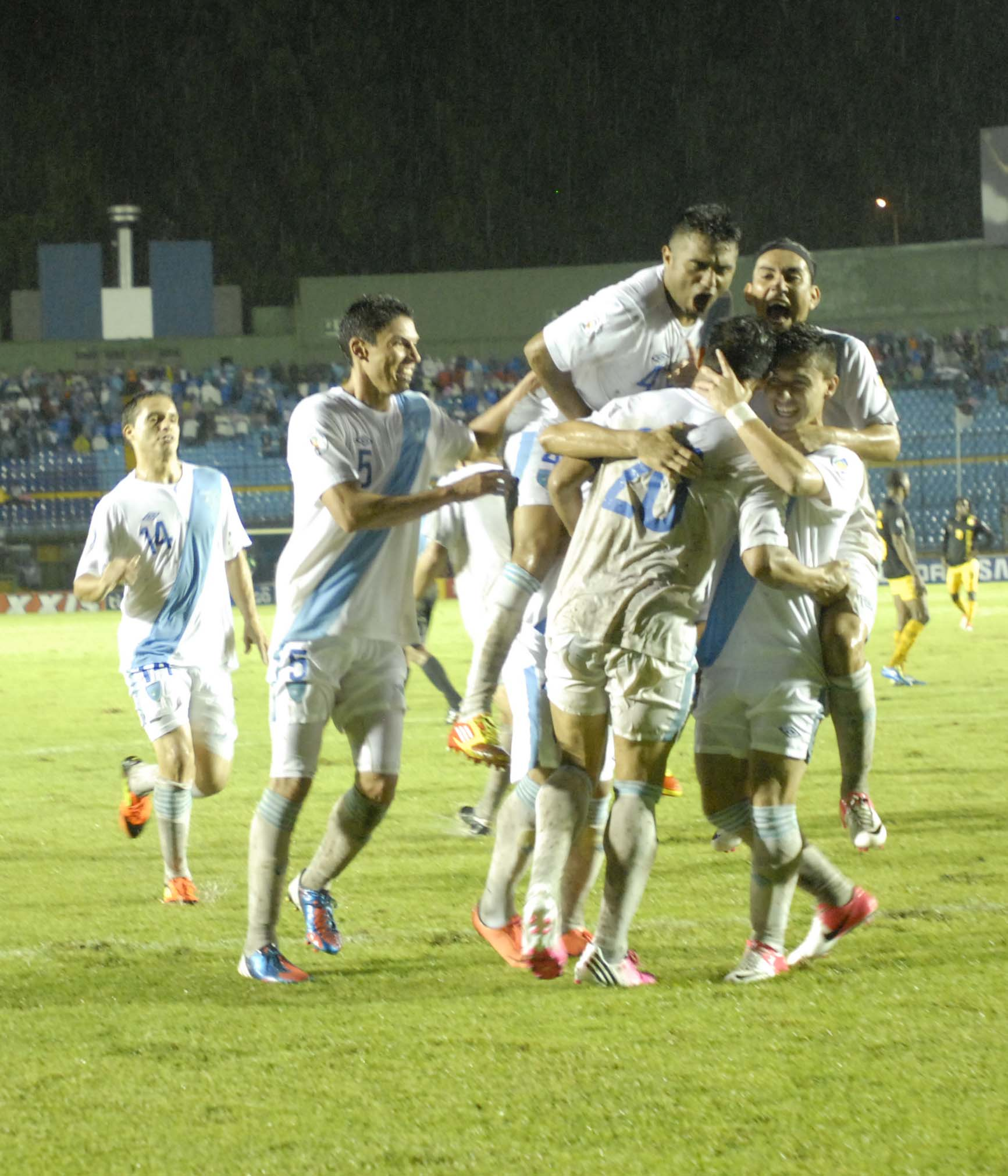 La nómina chapina a la Copa Centroamericana