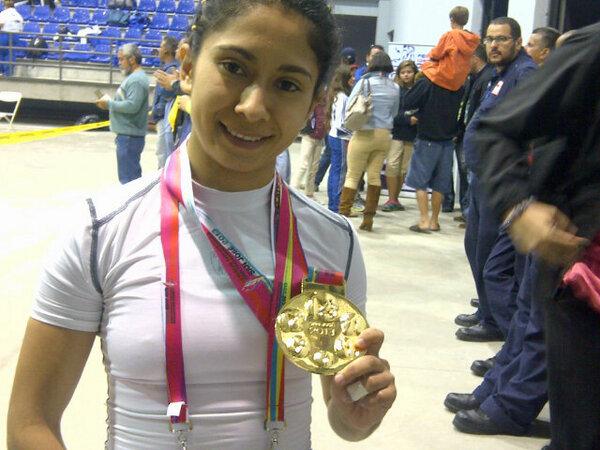 Guatemala lidera el medallero