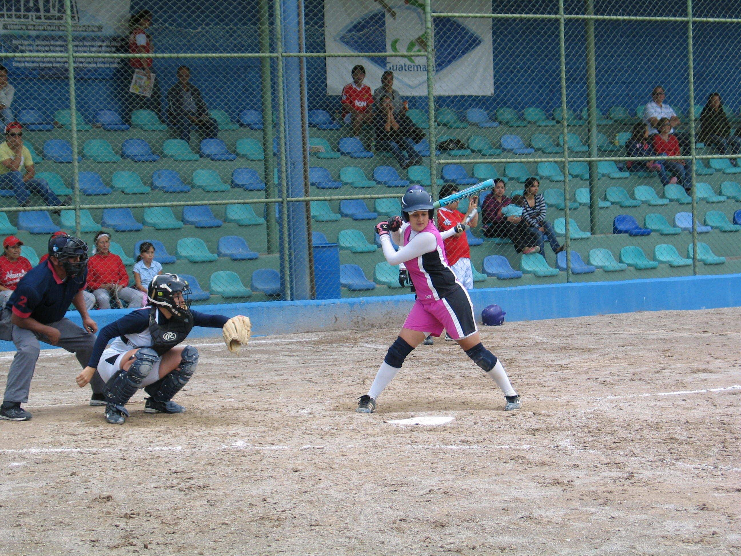 Clasificación del Softbol Mayor guatemalteco