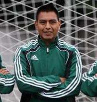 Los árbitros para la jornada de futbol