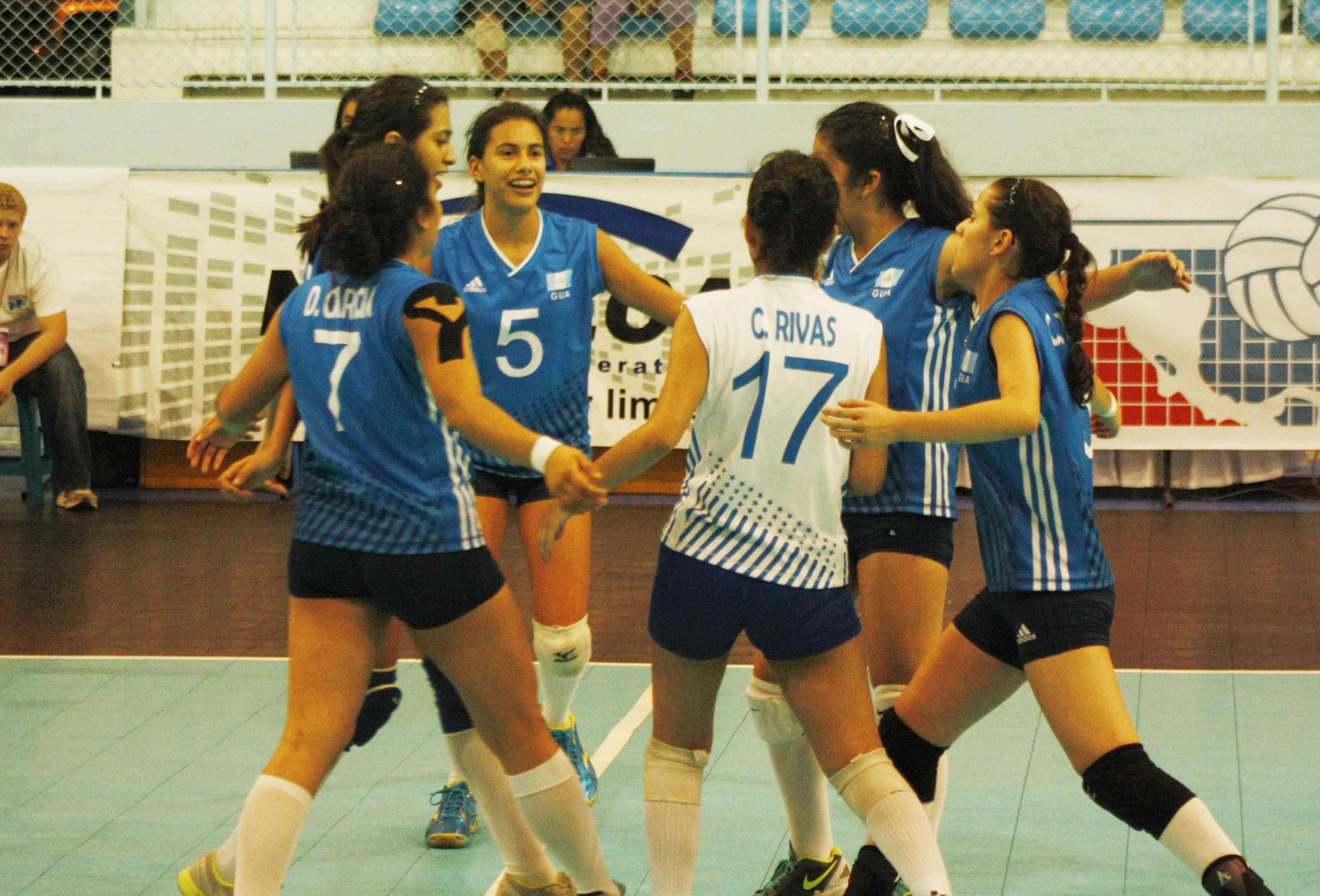 Guatemala vence a Belice en el SUB 18
