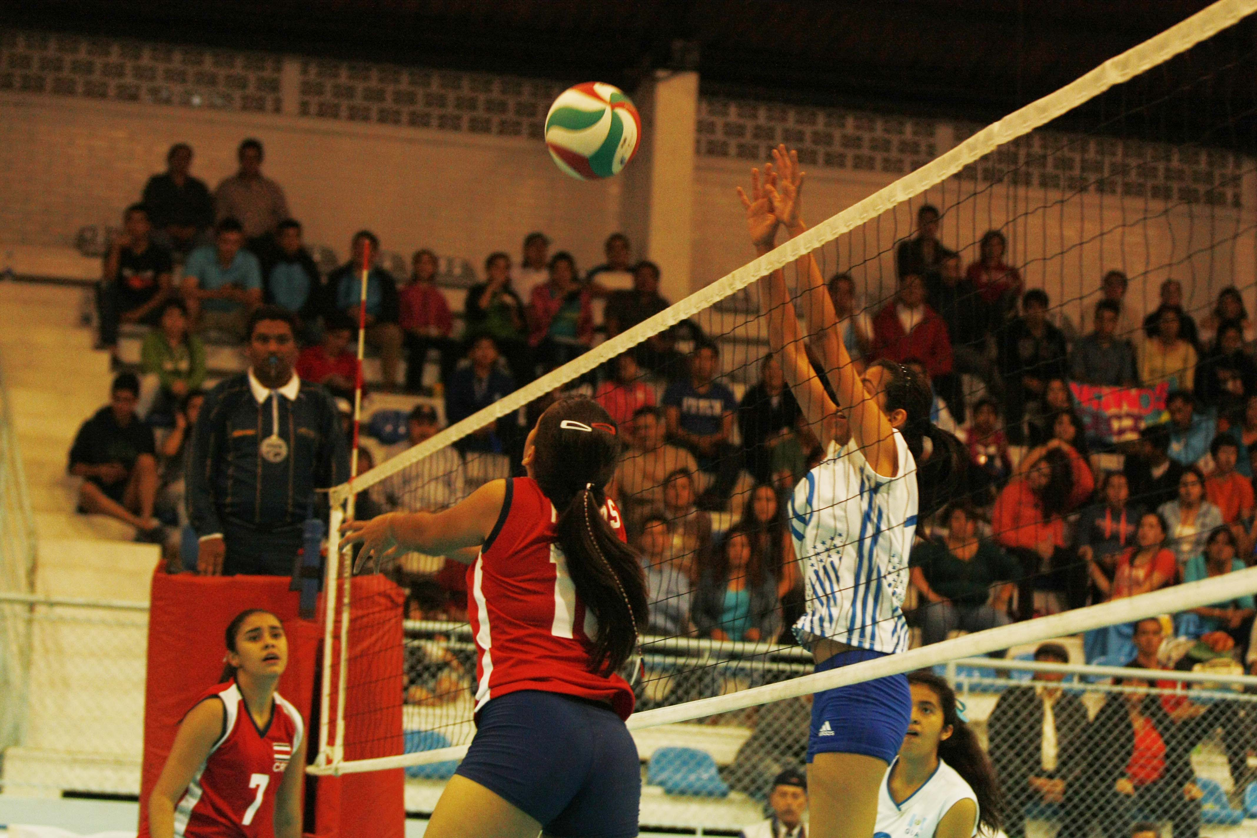 Guatemala cae en el Sub 18 de Voleibol