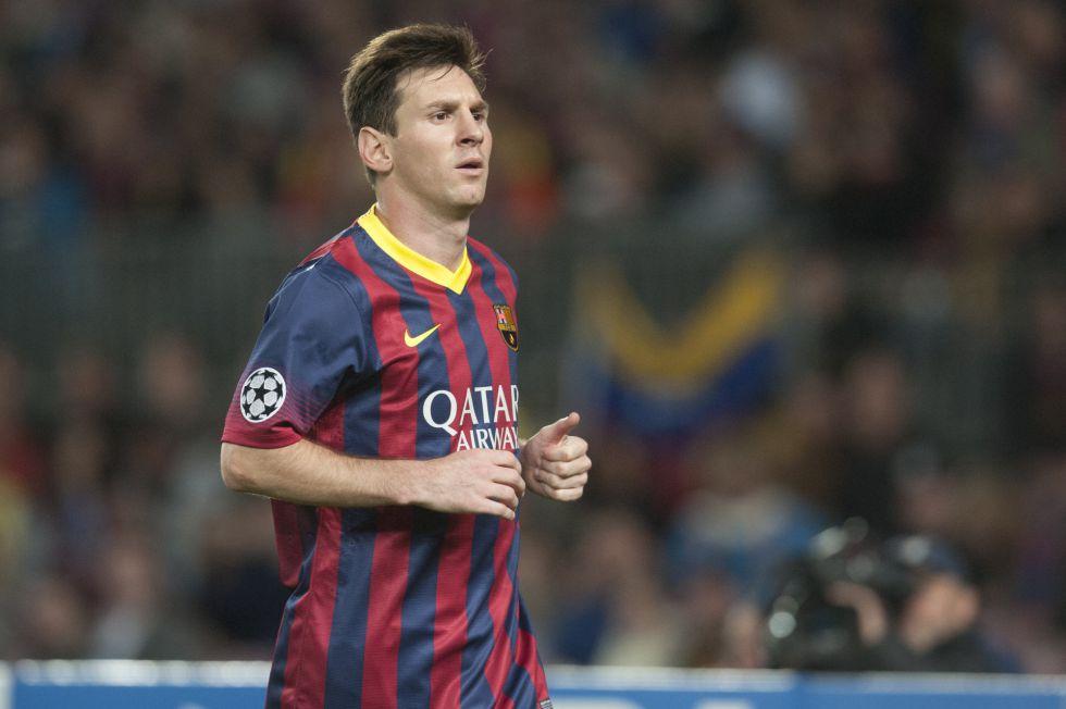 """Messi: """"Fueron dos lesiones muy seguidas, ya voy mejorando"""""""