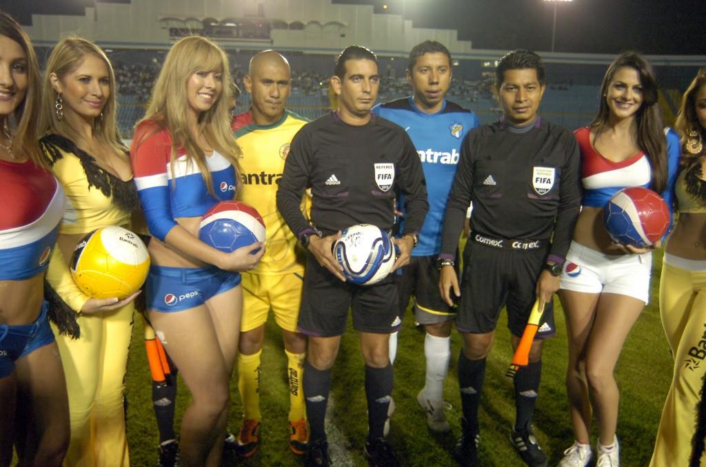 El árbitro Juan Carlos Guerra es el elegido