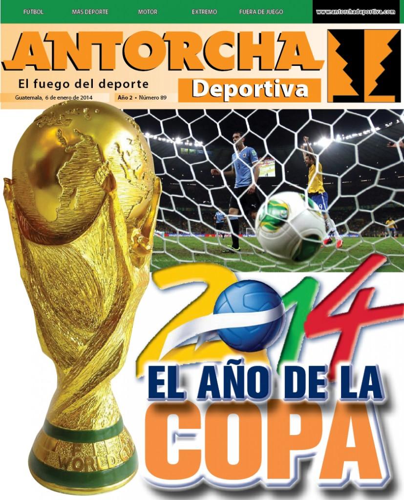 Antorcha Deportiva – Edición Semanal No.89