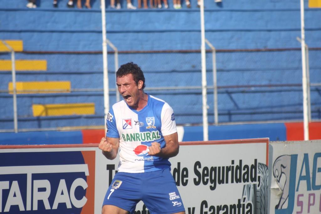 Suchitepéquez, el primer líder