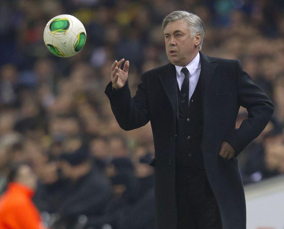 """Ancelotti: """"El Bayern es el favorito para ganar la Champions League"""""""