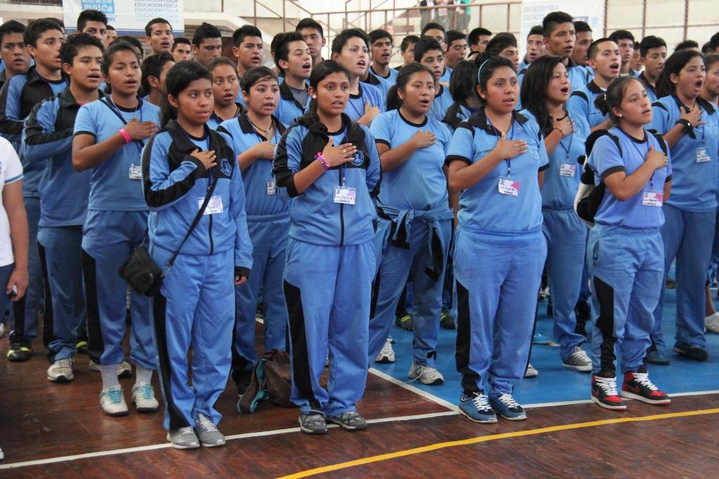 DIGEF organiza campamentos preuniversitarios