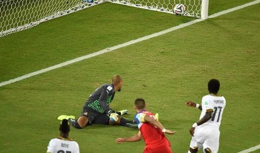 Estados Unidos se impuso con goles al inicio y final