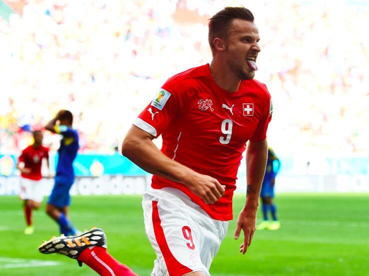 (((VIDEO))) Suiza festeja en el último minuto