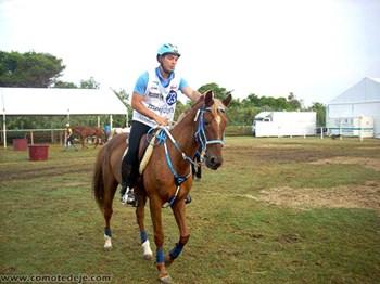José Roberto Hernández clasifica a Juegos Mundiales