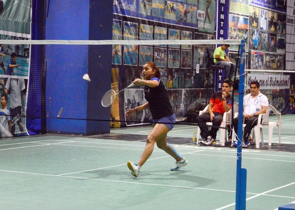 Cordón y Sotomayor a otra ronda en Badminton