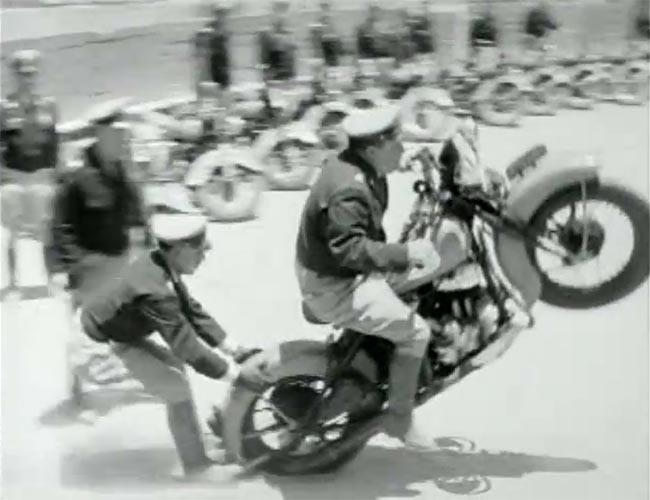 (((VIDEO))) Pericia sobre las motocicletas