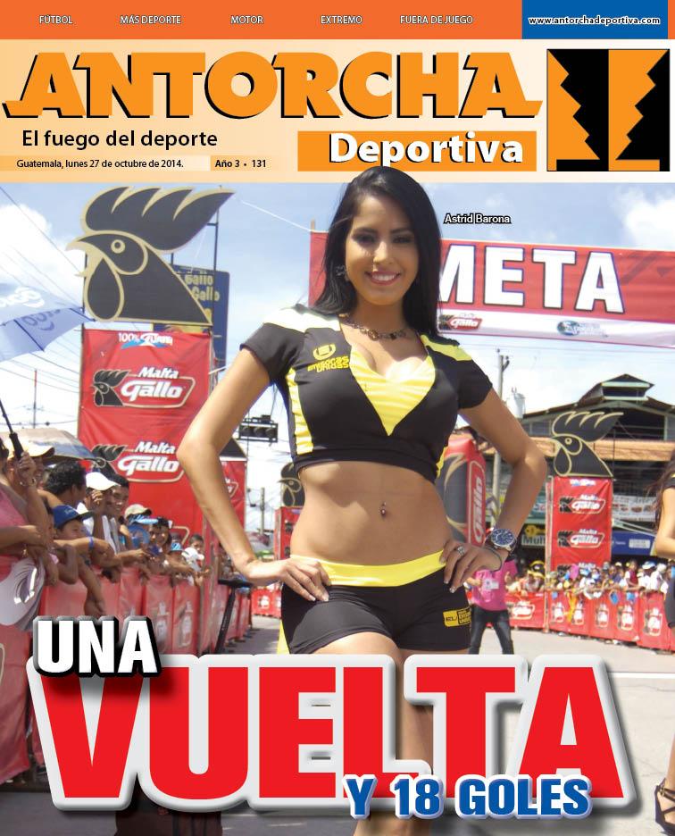 Antorcha Deportiva – Edición Semanal No.131