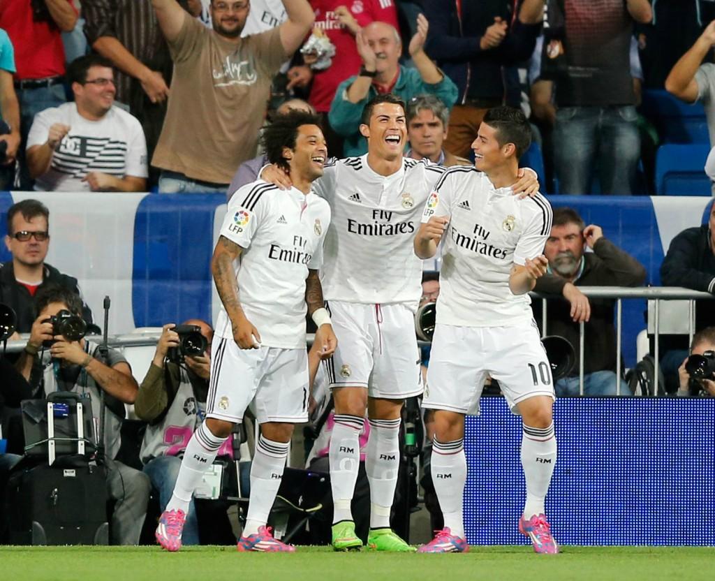 (((VIDEO))) La danza de Cristiano Ronaldo