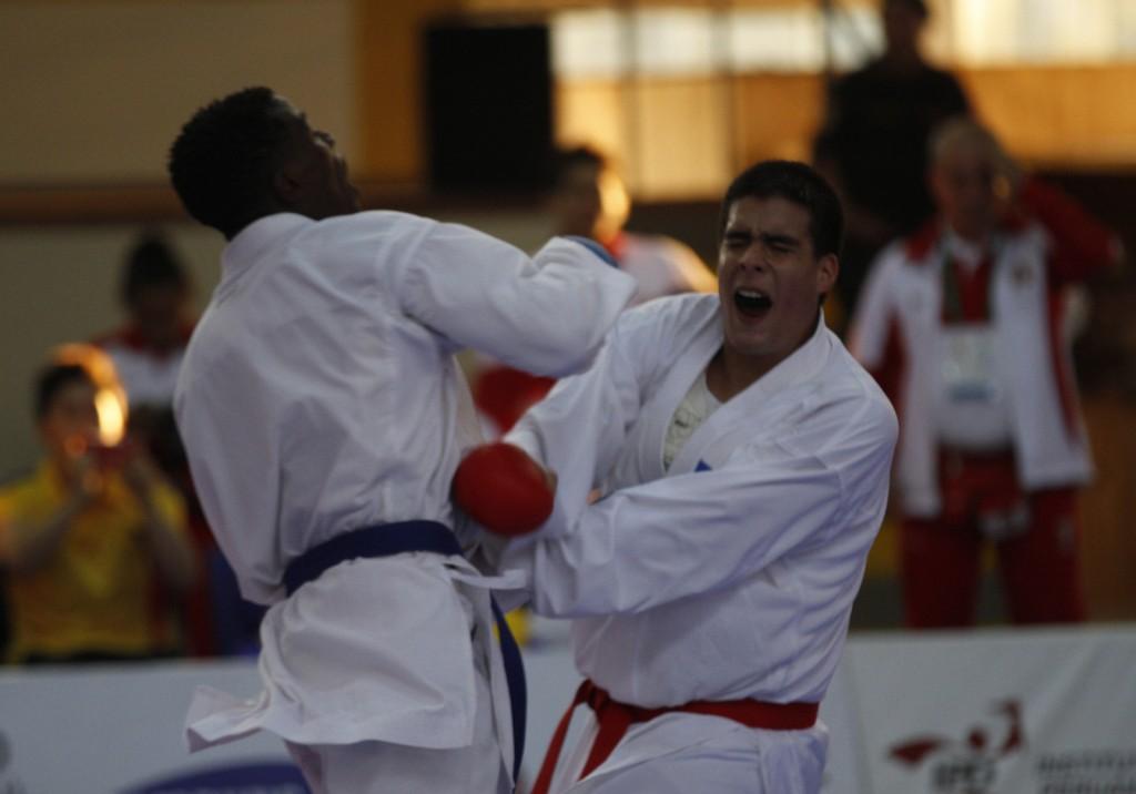 Dura prueba para los karatecas nacionales