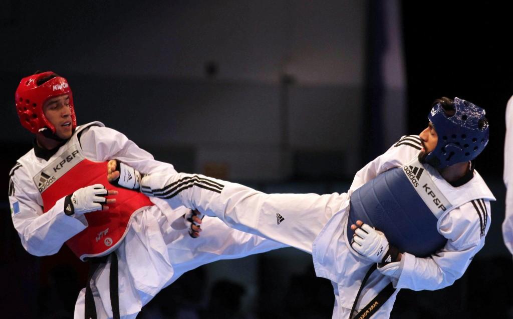 (((VIDEO))) Julio Flores aporta en Taekwondo