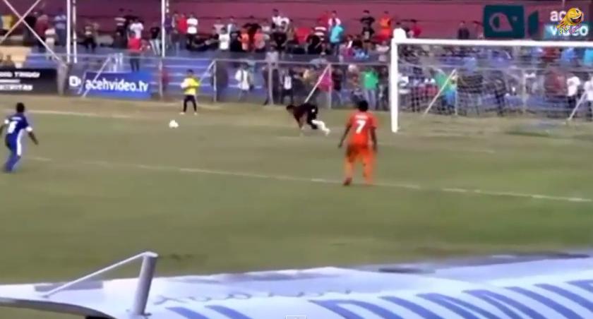 (((VIDEO))) Un gol que terminó en tragedia