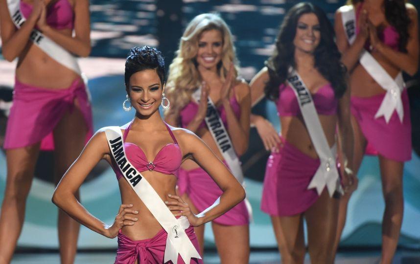 (((FOTOS))) Candidatas a Miss Universo en traje de baño