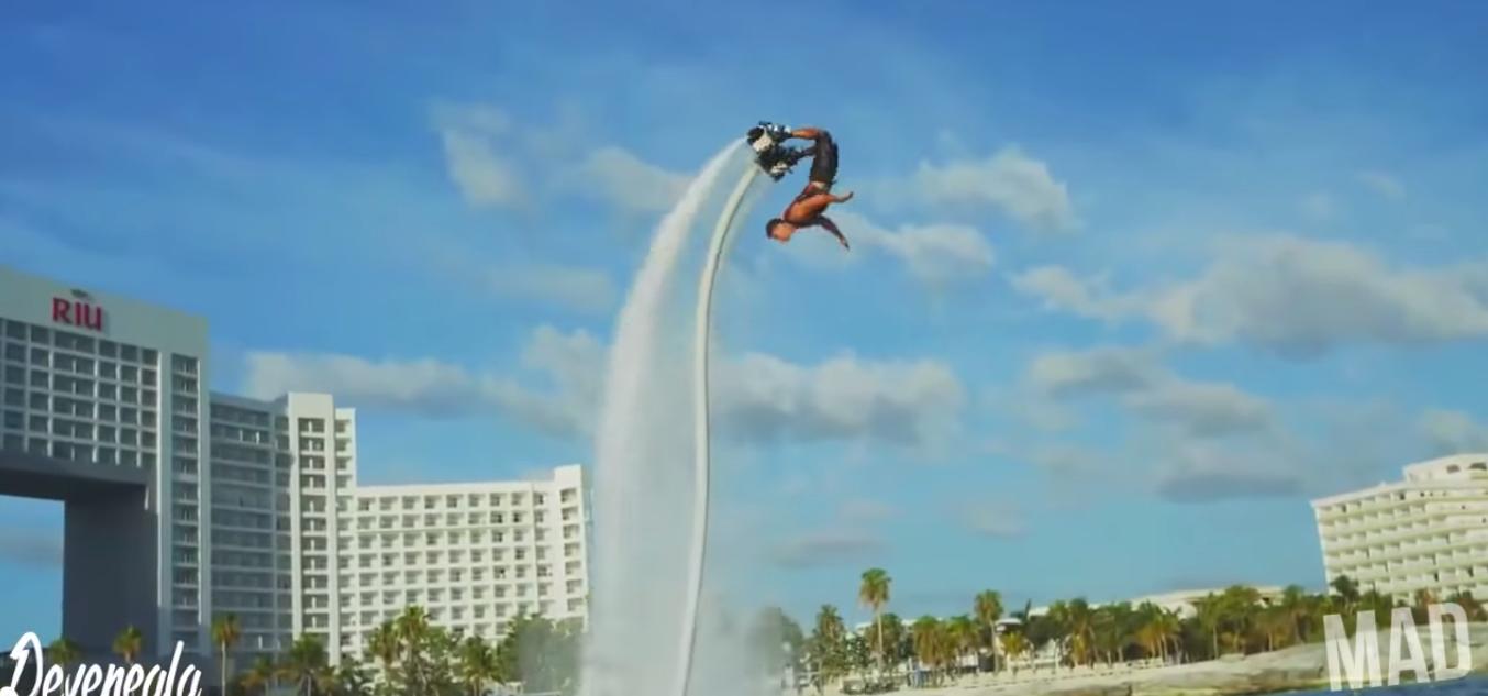 (Video) Los nuevos deportes extremos en los mejores momentos