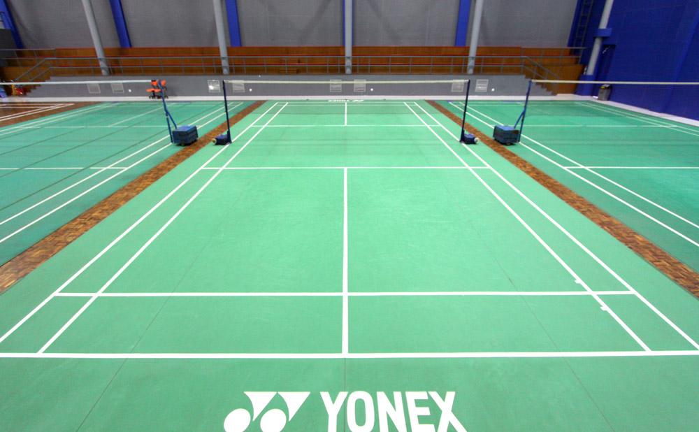 El Badminton Nacional Brilla Antorcha Deportiva