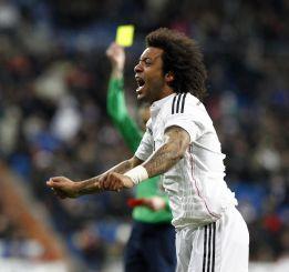 Marcelo no juega el derbi