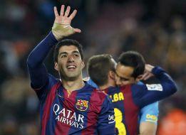 """Luis Suárez: """"Es mi gol más importante con el Barça"""""""