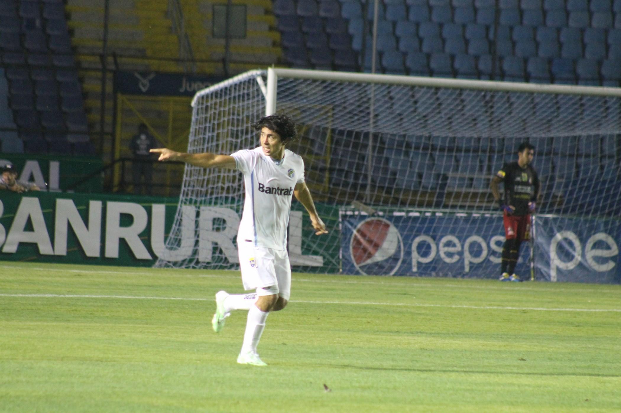 (((FOTOS))) El gol de Agustín Herrera