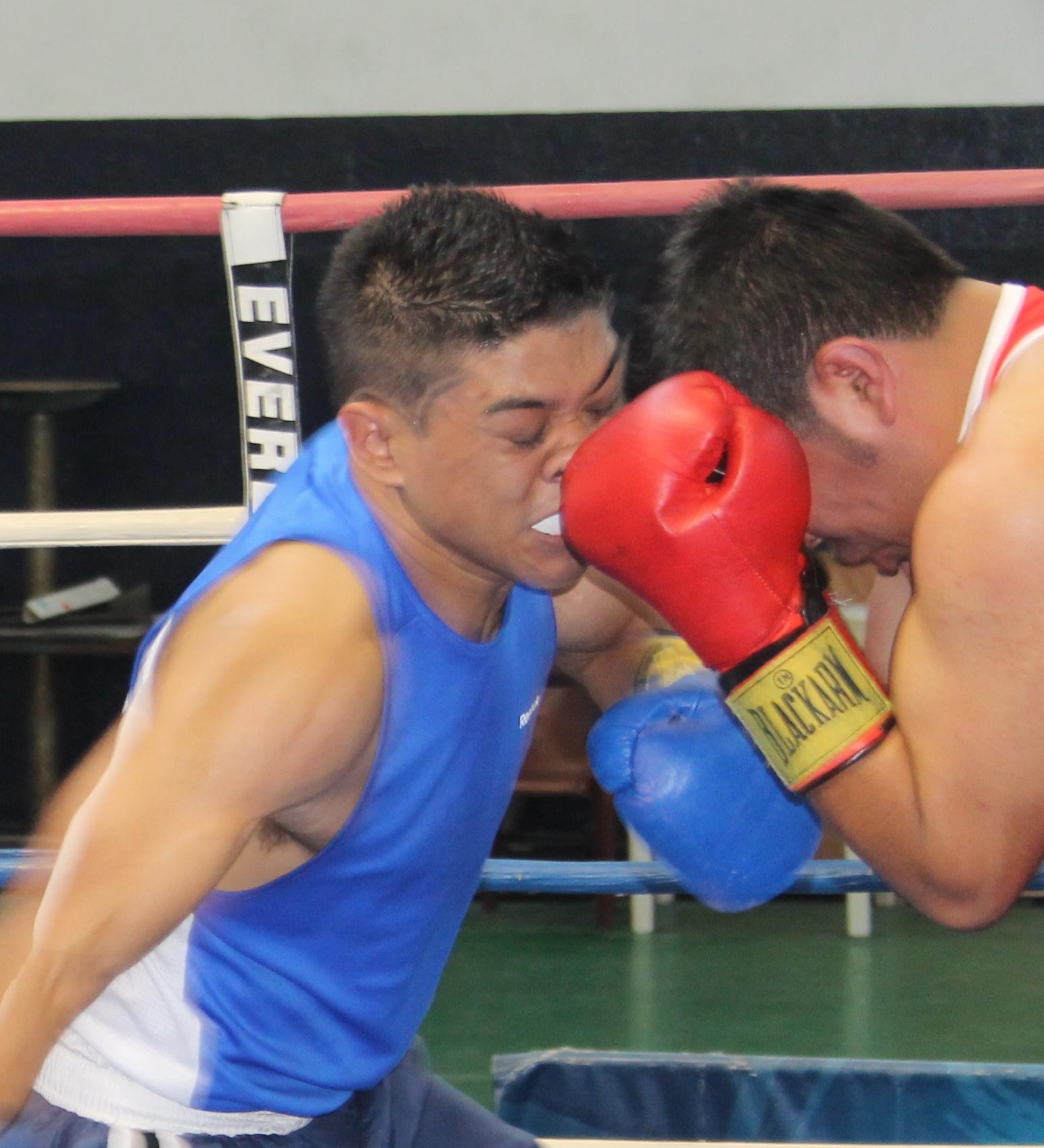 Eddie Valenzuela encabeza delegación de box