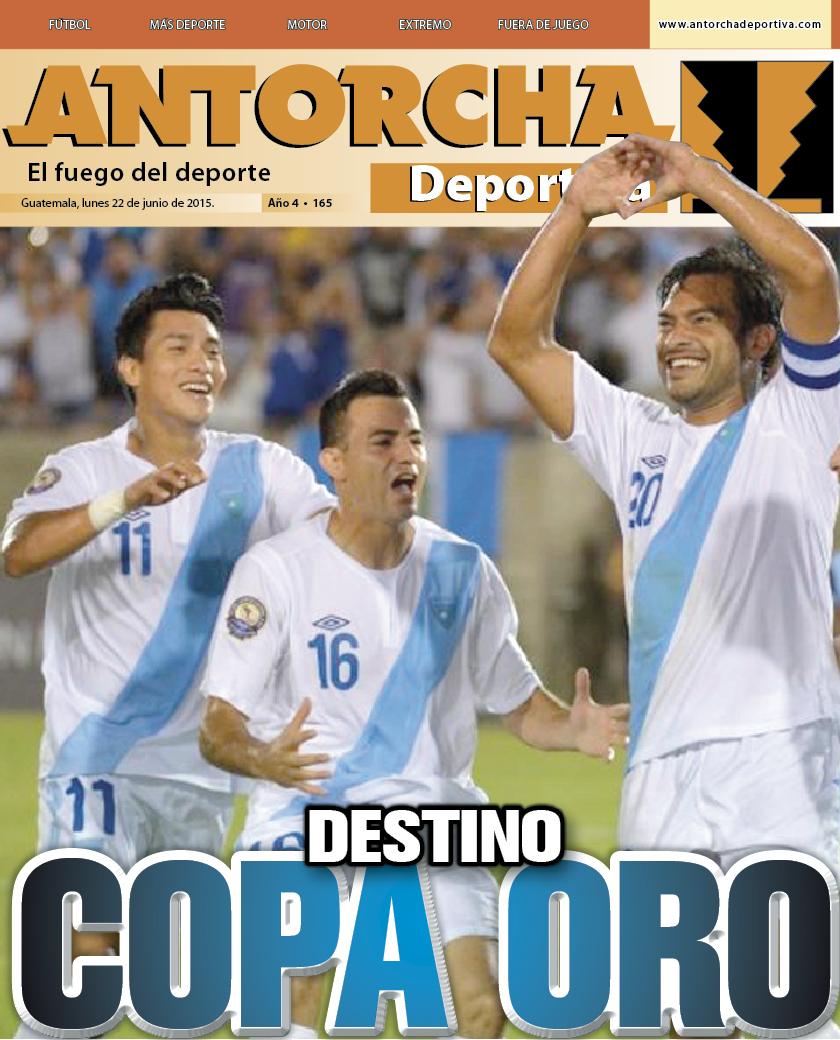 Antorcha Deportiva – Edición Semanal No.165