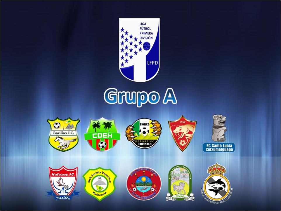 Primera División - Grupo A - Jornada 12 - 11/10/2015