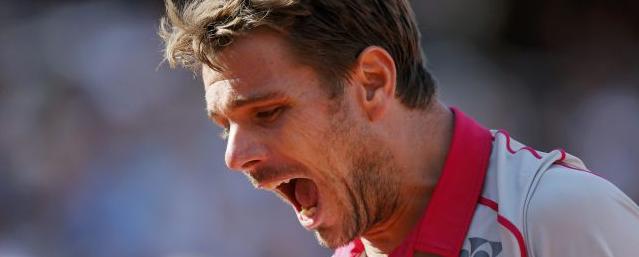 Wawrinka se alza con Roland Garros ante el número uno Djokovic