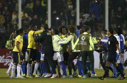Neymar vio la roja y se perderá 2 partidos por sanción