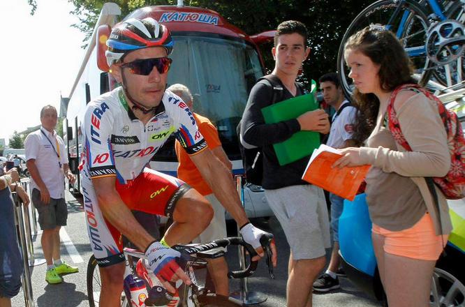"""(((VIDEO))) Tour: """"Purito"""" Rodríguez conquista los Pirineos"""