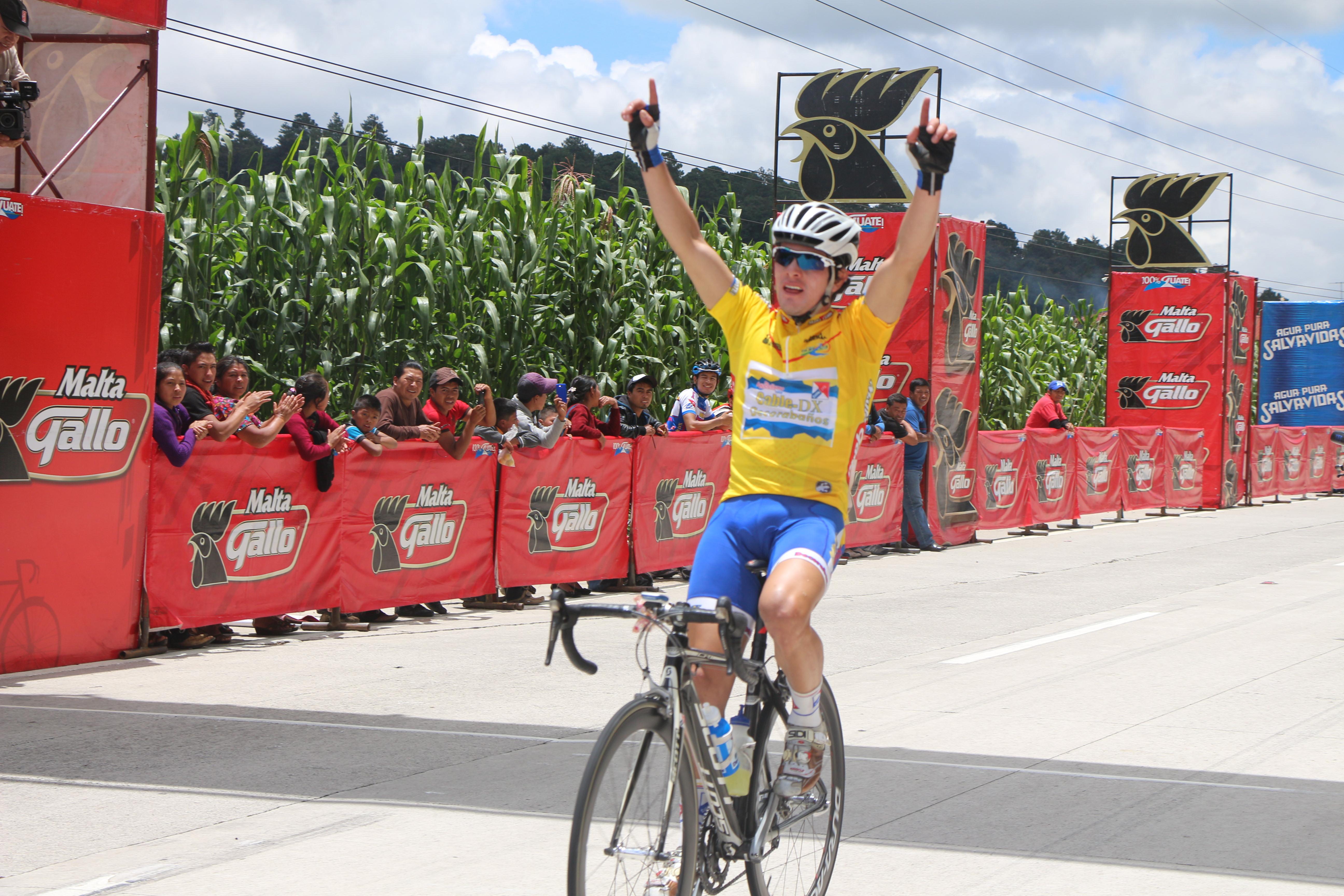 Dorian Monterroso Campeón de la 51 Vuelta Sub-23