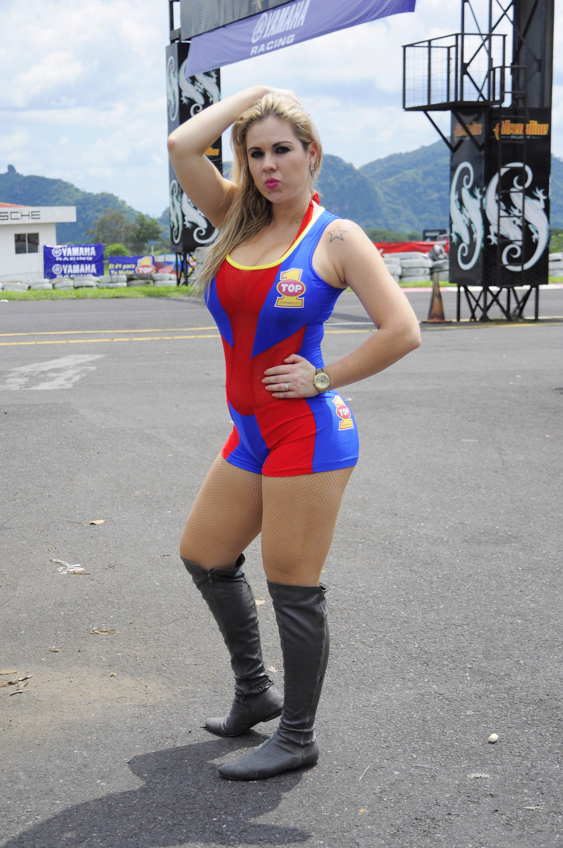 Melanny Méndez de  Costa Rica 3004