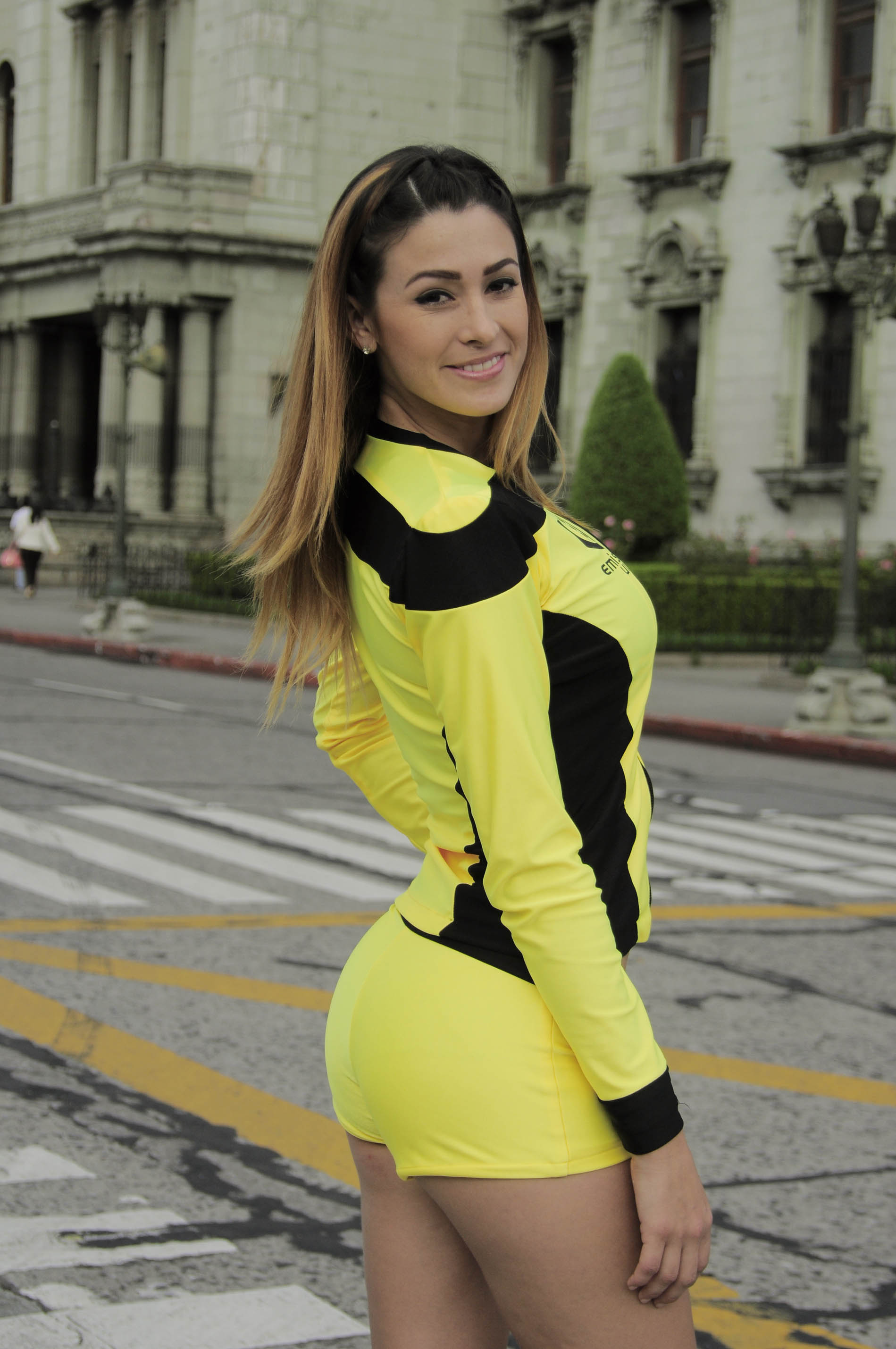 Dayana Sanchez de Venezuela 3446