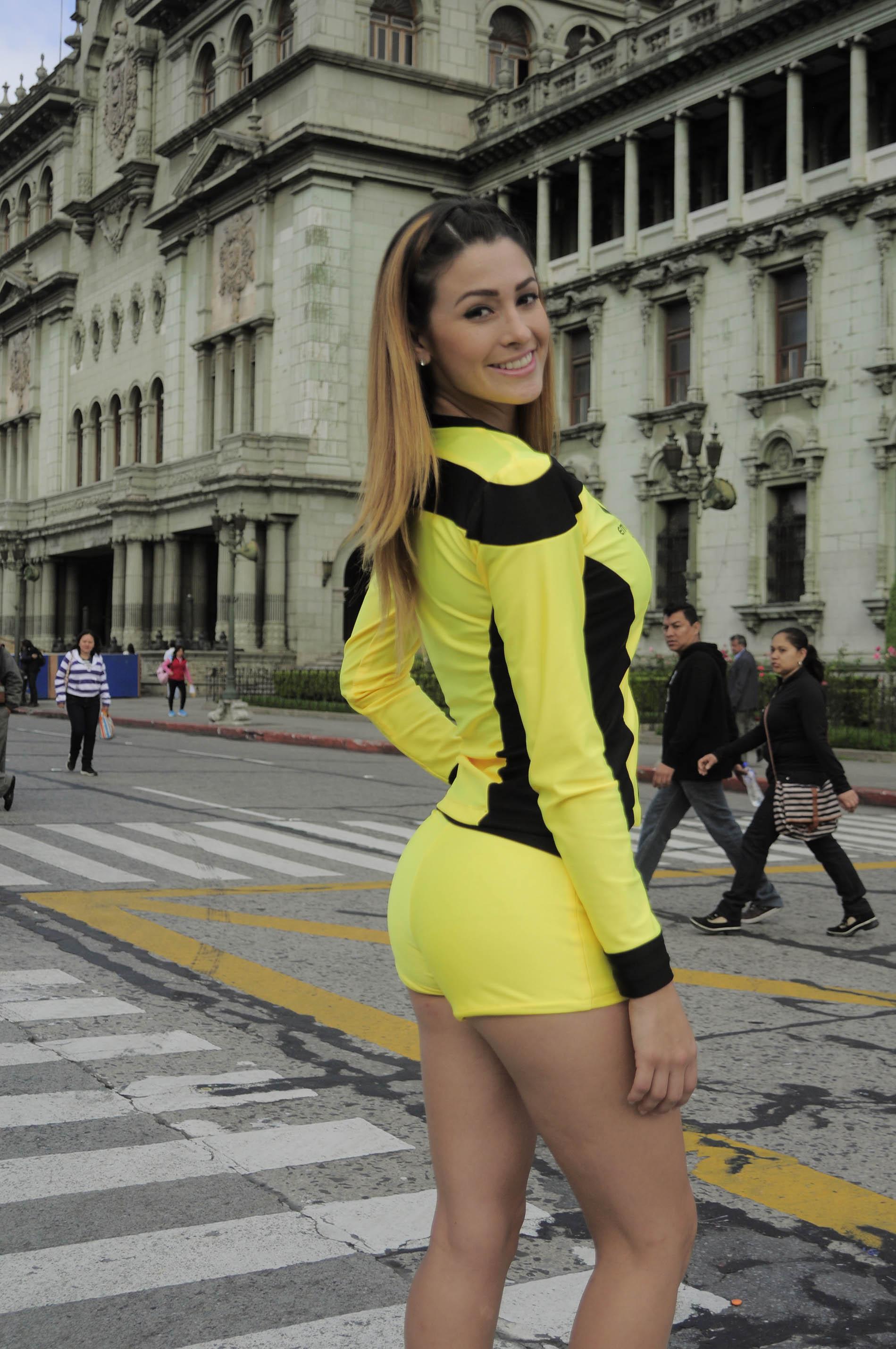 Dayana Sanchez de Venezuela 3449