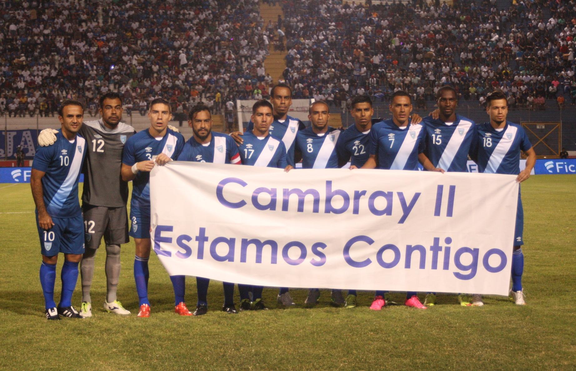 (((FOTOS))) Honduras-Guatemala en imágenes