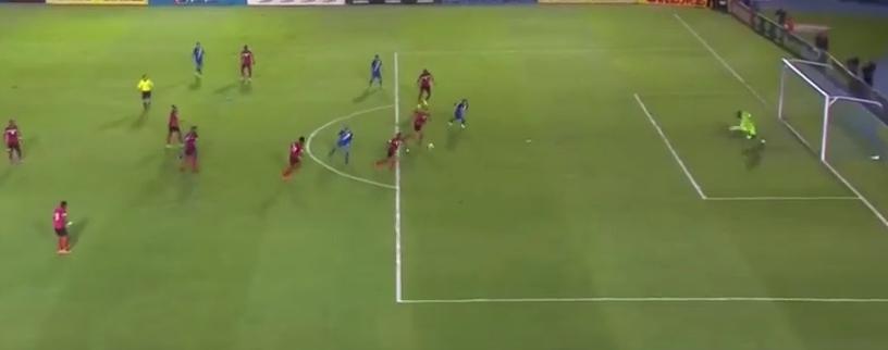 (((VIDEO))) Así fue el juego Guatemala-Trinidad y Tobago