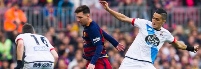 (((VIDEO))) El Barcelona termina con un empate