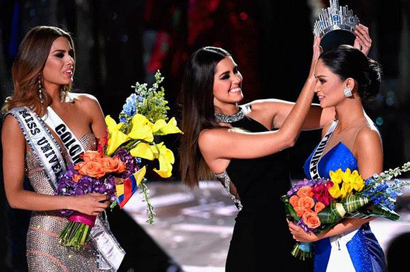 (((VIDEO))) Epic Fail en Miss Universo