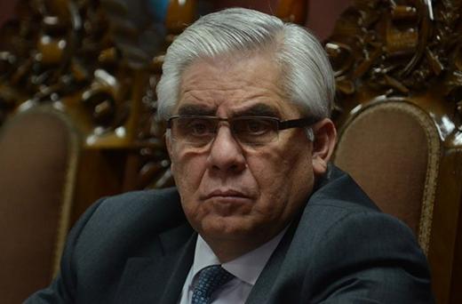 CC suspendió provisionalmente a Trujillo