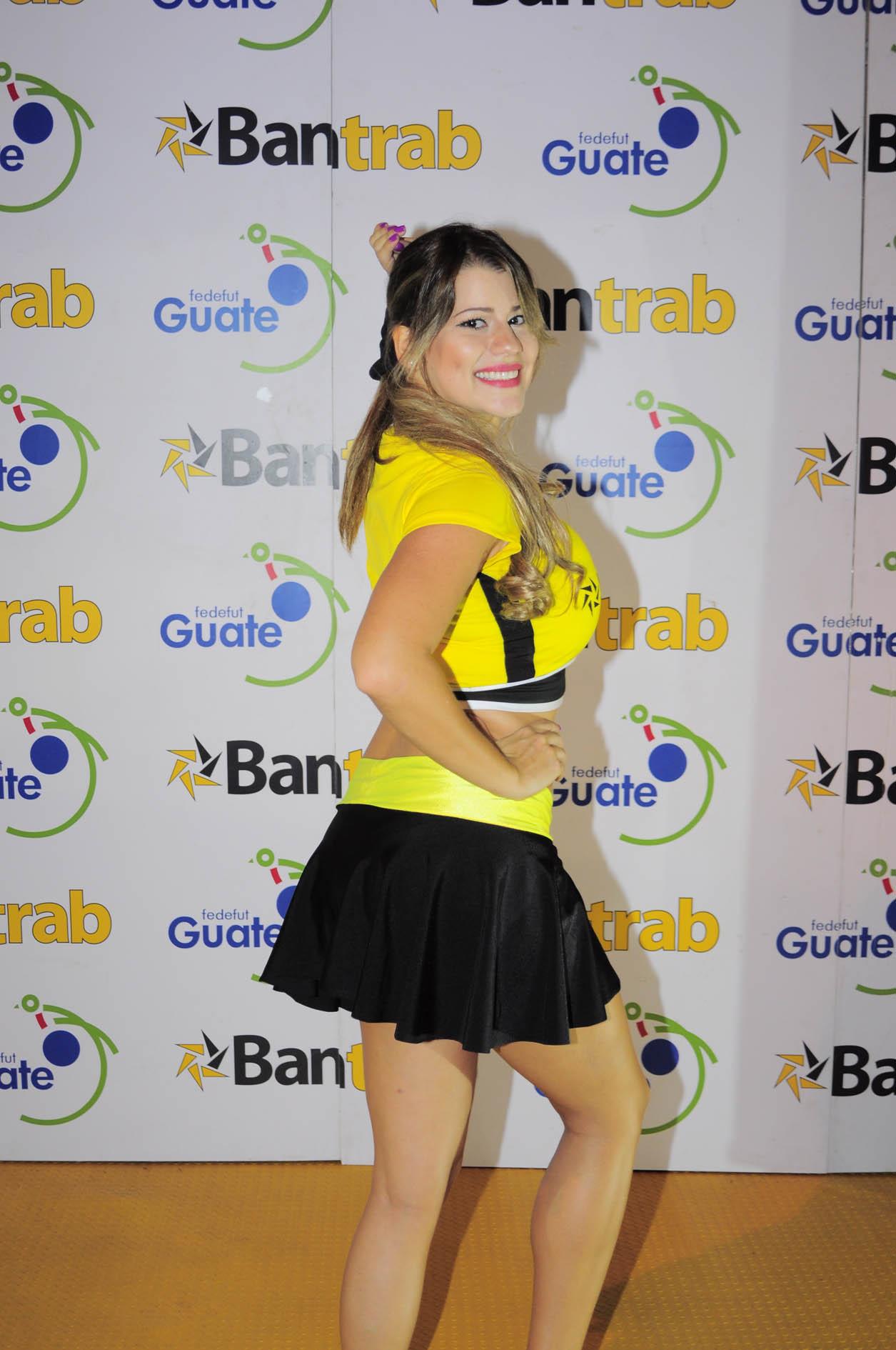 (((FOTOS))) Alejandra presenta los cambios de la Liga Nacional