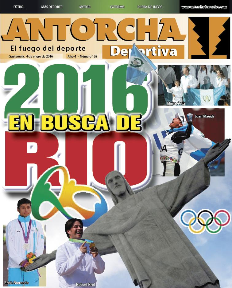 Antorcha Deportiva – Edición Semanal No.193